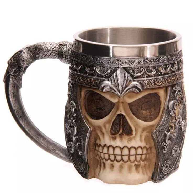 Find More Mugs Information about 350ml Steampunk Coffee Beer Mug Funny Creative 3D Skull Stainless Steel Cool Travel Cup Wholesale Bulk Lots Accessories Supplies,High Quality gear angle,China gear plastic Suppliers, Cheap cup jelly from FashionFairy International Trade Co., Ltd. on Aliexpress.com