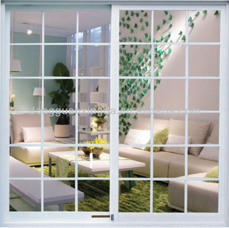 Dise o para el vidrio de ventanas rejas de hierro imagen for Ventanas de aluminio economicas