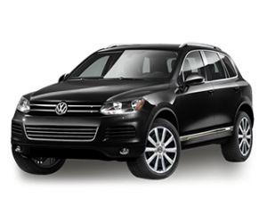 2014 Volkswagen Touareg Deep Pearl Black