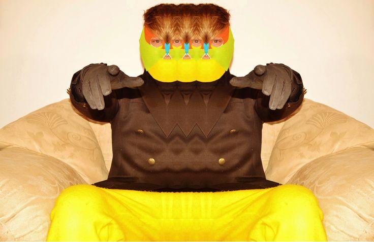 Masked Mirror Reflection Captured by: Kokona Ribane Model: Mostert Steaphanus Chad  Mask made by: Tebogo Ribane @113STUDIOS @DEARRIBANE113