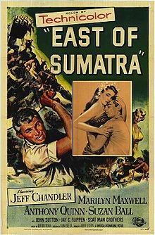 East of Sumatra (1953 film)