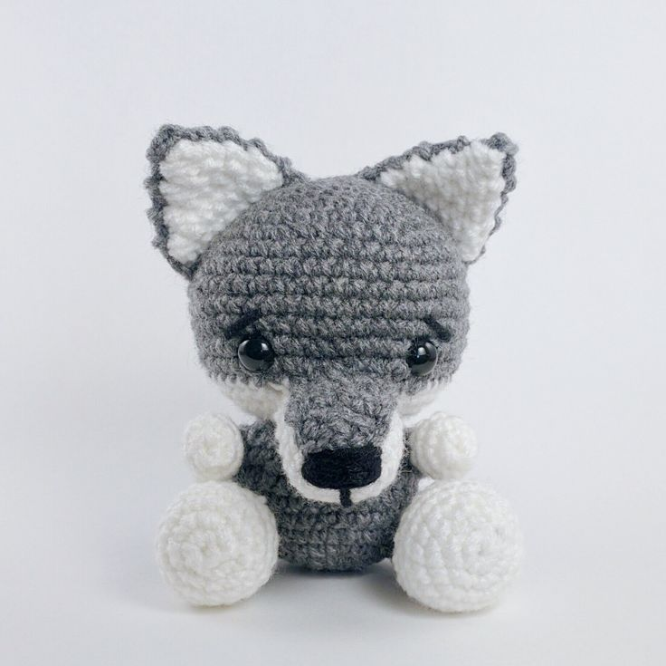 Baby Wolf Amigurumi : 3599 best images about Brenleys Crochet Wish List on ...