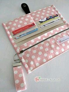 Diy wallet                                                                                                                                                                                 More