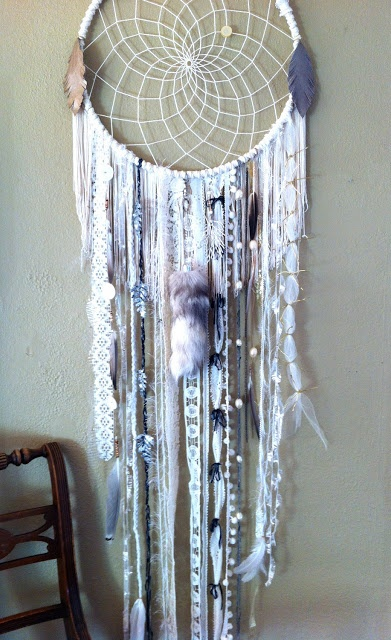 Bohemian Pages: DIY Friday- DreamCatchers