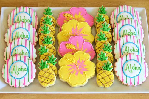 hawaiian party ideas for family reunion | hawaiian theme | Tumblr