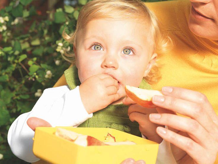 Διατροφή - Ενθαρρύνοντας τις καλές διατροφικές συνήθειες