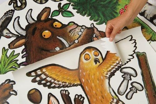 the gruffalo bedroom - Google Search