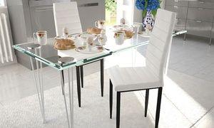 Groupon - Fino a 6 sedie da tavola disponibili in 3 colori da 39,96 € (fino a 17% di sconto). Prezzo deal Groupon: €39,96