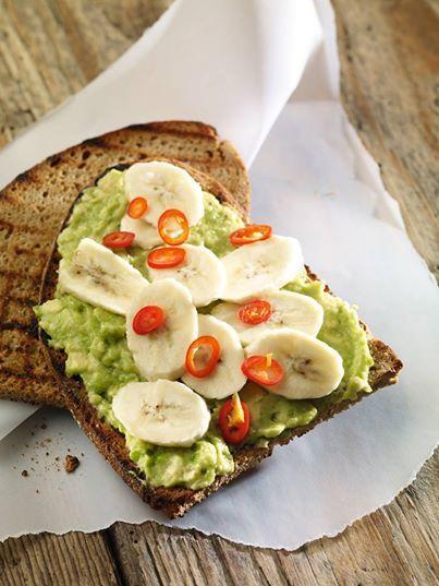Mmmmh, dieses Banane-Avocado-Brot ist nicht nur lecker. Wir verraten, wieso es unbedingt auf eurem Teller landen sollte (+ Rezept): HIER: