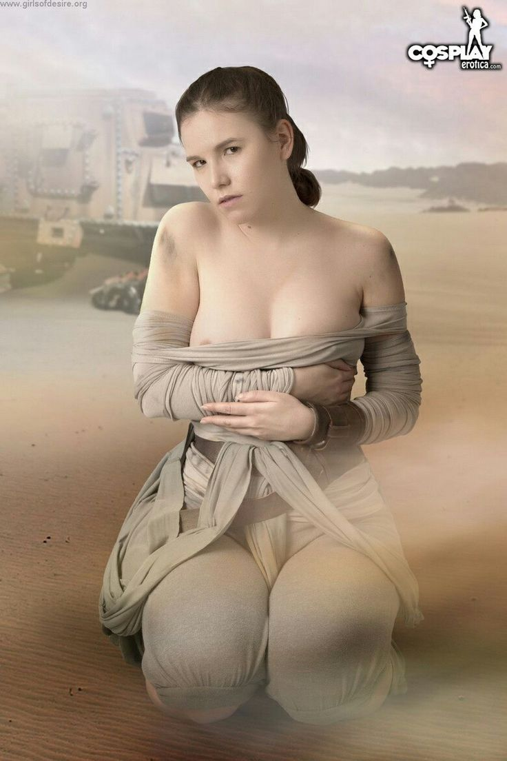 Well treated. star wars cosplay porn