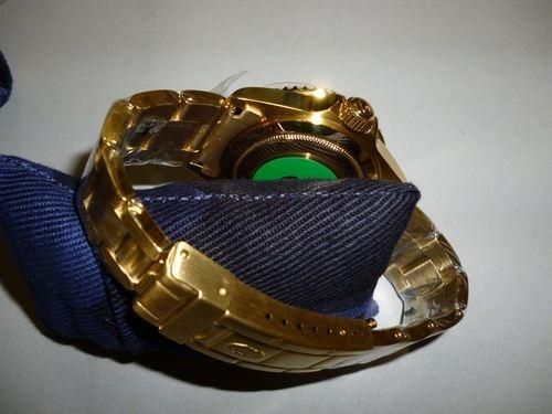 Bape Watch Type 1 Bapex Metallic Gold Navy   eBay