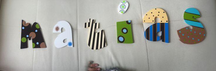 """Pintura en madera  """"decoración habitaciones """""""