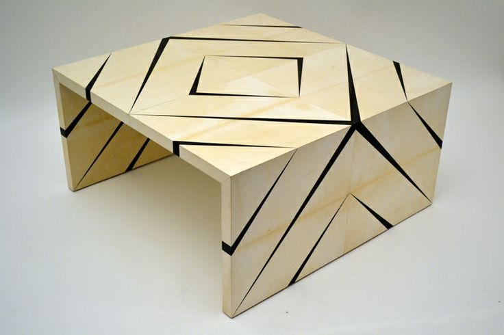 Reflection Coffee Table   by Fairtlough