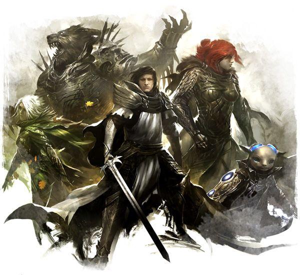Character Design Tropes : Best guild wars images on pinterest