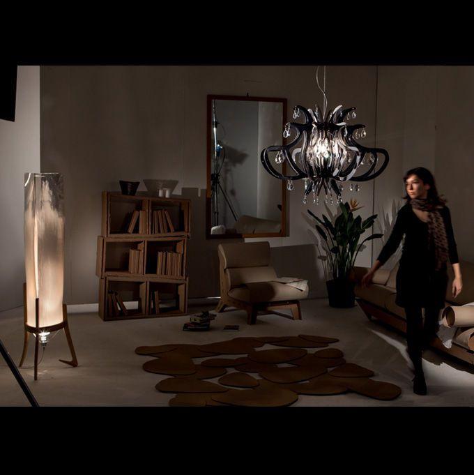 Floor Lamp Battista By Nigel Coates