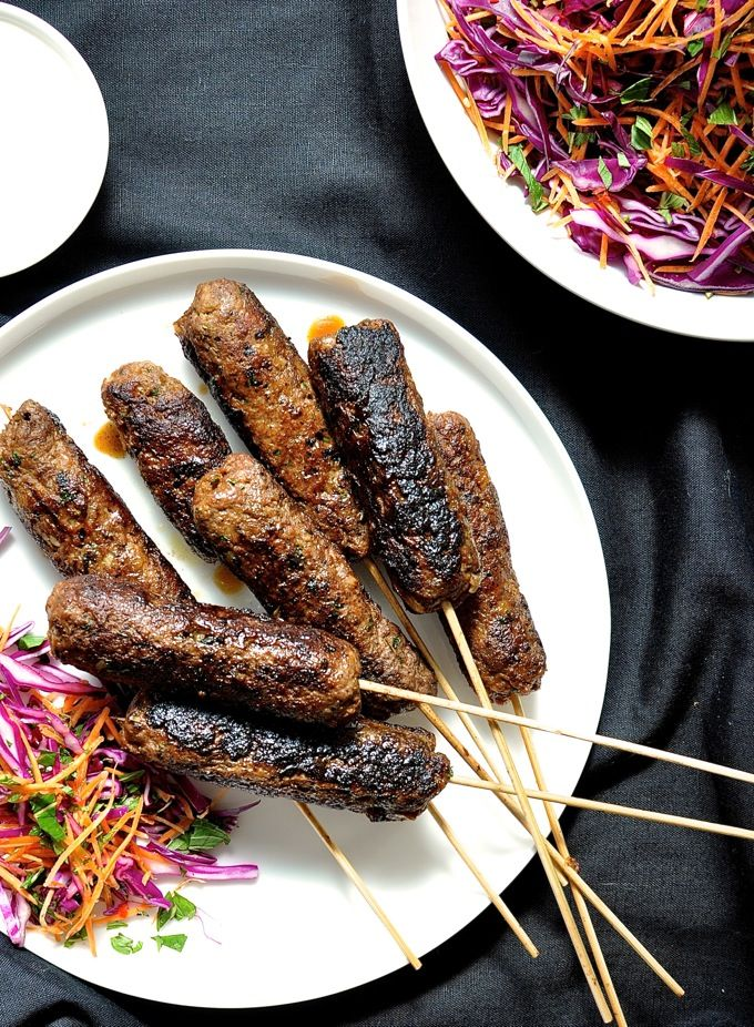 """There's something about the smell of Middle Eastern spices sizzling over hot charcoals. It's intoxicating and you just know that whatever comes off the grill is going to be mouth watering.  """"I think...Read More »"""