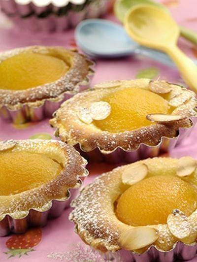 Recette - Tarte abricots amandes - Proposée par 750 grammes
