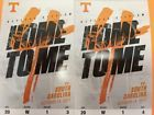 2 Tennessee vs. South Carolina Football Tickets - Front Row!