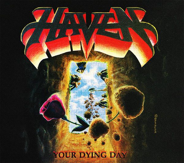 Haven Your Dying Day  Digipak  CD 2012 Retroactive Christian Metal * MINT *