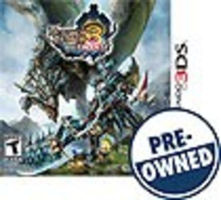 Monster Hunter 3 Ultimate  PRE-Owned - Nintendo 3DS