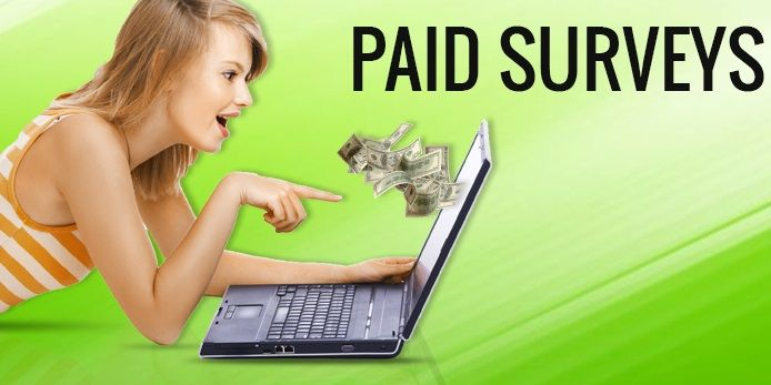 Get Paid To Take Surveys Online;Learn how to make your first $20 online with just 10 minutes of your time