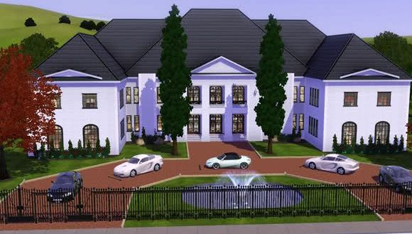 Best House Plans Design Ideas For Home Fresh House Ideas For Sims 3 Super Ideas 12 Traditional House Design Sims 3 Sims 3 Mansion Sims House Design Sims House