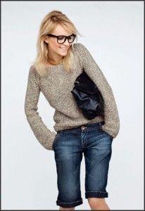 Phildar Breipatroon Trui Met Lange Mouwen (gratis breipatronen met uitleg) #breien #knitting #patterns
