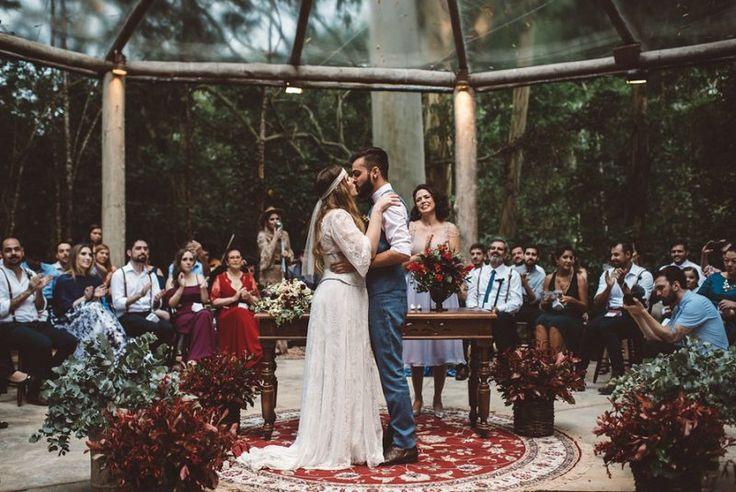Casamento Folclórico do Boho em Haras Vila Real   – Casamento Boho