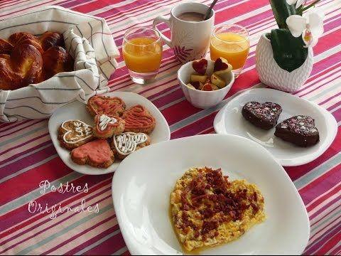 M s de 25 ideas fant sticas sobre desayuno rom ntico en - Como sorprender a tu pareja en casa ...