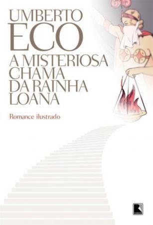 """A Misteriosa Chama da Rainha Loana (Umberto Eco)  """"[…] Dizem que os gatos, quando caem da janela e batem o nariz, não sentem mais os cheiros e, como vivem do olfato, não conseguem mais reconhecer as coisas. Eu sou um gato que bateu o nariz.""""  http://blablablaaleatorio.com/2012/11/19/a-misteriosa-chama-da-rainha-loana-umberto-eco/"""