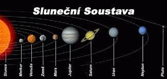 Výsledek obrázku pro planety sluneční soustavy