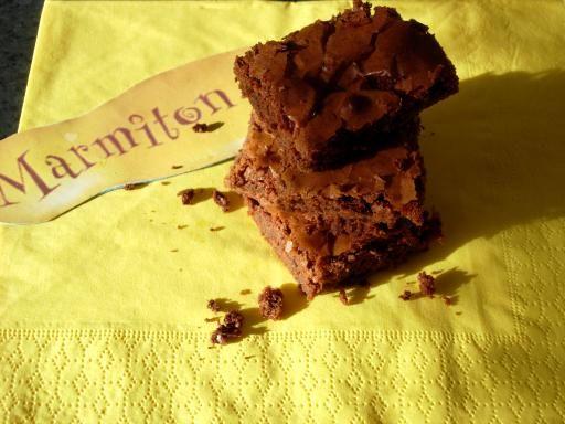 Brownies : Recette de Brownies - Marmiton