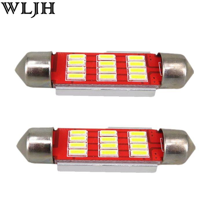$4.21 (Buy here: https://alitems.com/g/1e8d114494ebda23ff8b16525dc3e8/?i=5&ulp=https%3A%2F%2Fwww.aliexpress.com%2Fitem%2F2x-LED-CANBUS-Light-Bulb-4014-SMD-LED-36mm-C5W-Registration-Number-License-Plate-Light-FOR%2F32632938045.html ) 2x LED CANBUS Light Bulb 4014 SMD LED 36mm C5W Registration Number License Plate Light FOR FORD Focus 2 II 2004 2005 2006 2007 for just $4.21