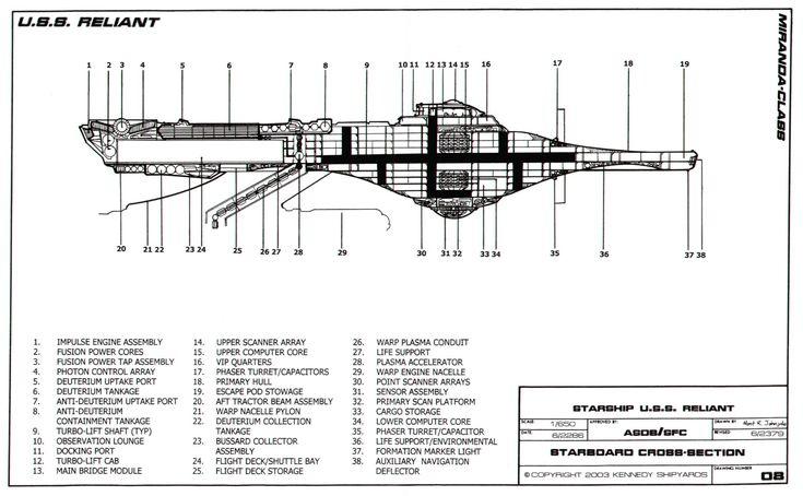 star trek photon torpedo diagrams