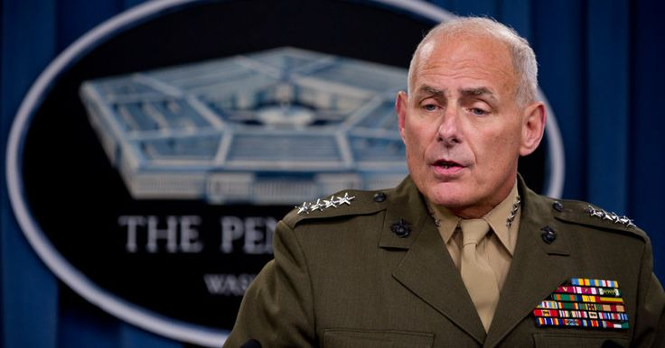 Trump Nominates Ret. Gen. John Kelly For DHS » Alex Jones' Infowars: There's a war on for your mind!