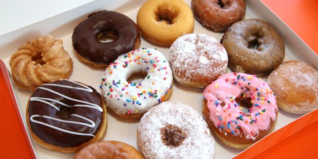 Dunkin' Is Giving Out Free Donuts For National Donut Day