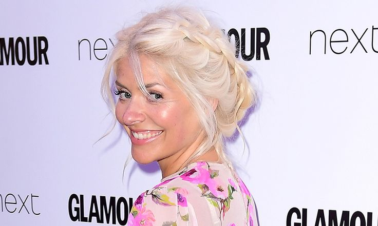 Loved Holly Willoughby's blonde milkmaid braids at the Glamour Awards? Here's how to create the look yourself...