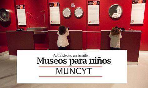 Museo de ciencia y tecnología. Un espacio para niños