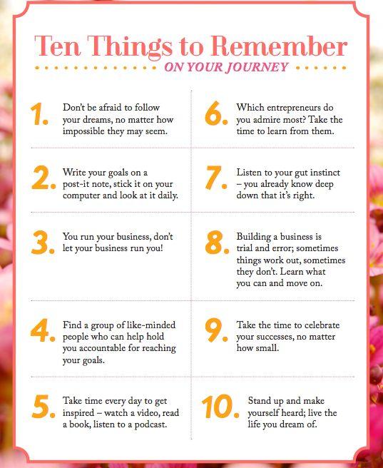 #inspiration via Female Entrepreneur Association