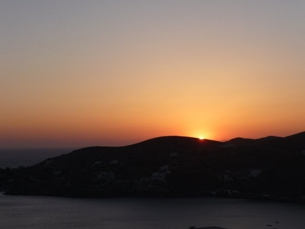 Ios Island - Greece #sunset