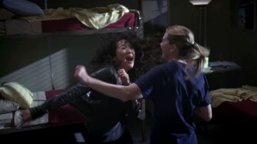 College As Told By Meredith Grey And Christina Yang | The Odyssey
