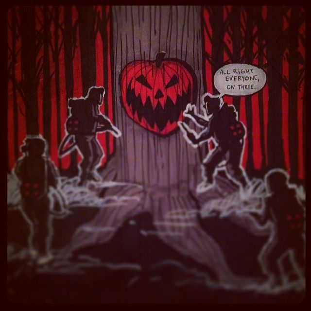 Nightmare Before Christmas Halloween Pictures