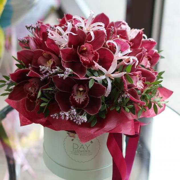 Как заказать букет цветов в другой город с доставкой