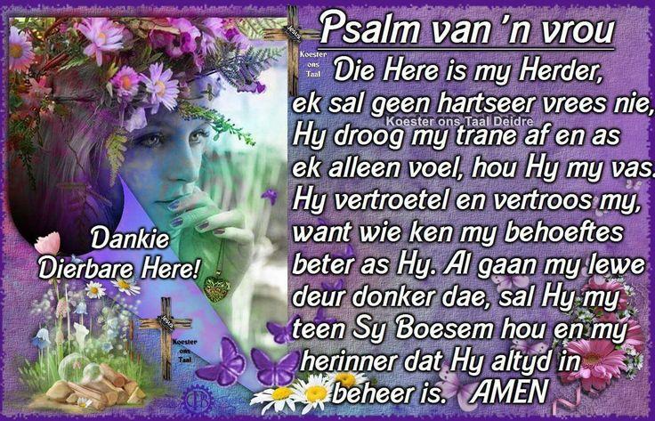 Psalm van n vrou