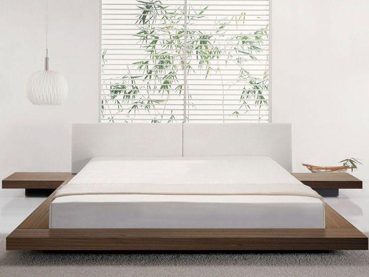 Camera da letto in stile giapponese 02