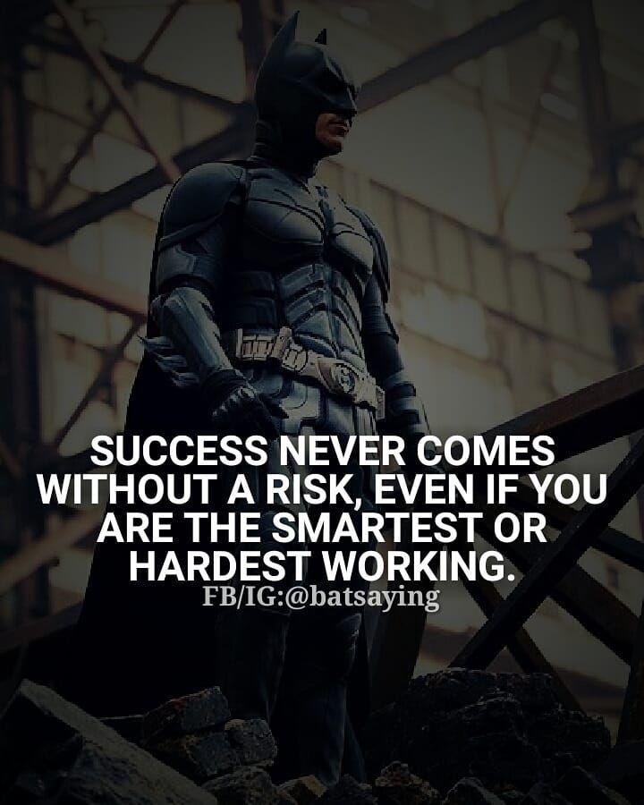 Batman Quote Batman Quotes Superhero Quotes Batman Quote