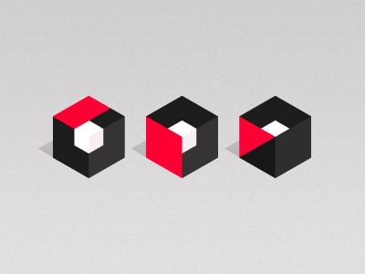 17 Best images about Cubic logo on Pinterest | Logos, Maze ...