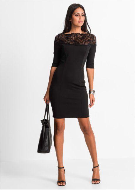 ber ideen zu schwarzes kleid mit spitze auf pinterest schwarzes kleid. Black Bedroom Furniture Sets. Home Design Ideas