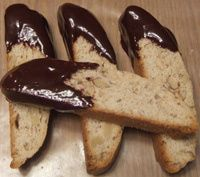 2010 Chocolate Dipped Biscotti Photo by Carroll Pellegrinelli, licensed to About.com