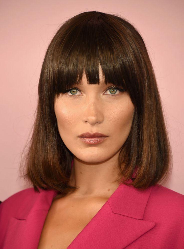 10 cortes de pelo súper favorecedores para caras ovaladas - ELLE : ELLE